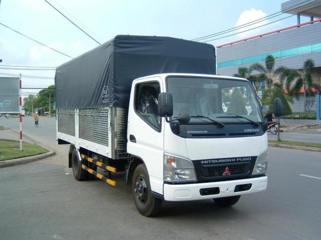 Xe tải Mitsubishi Canter 5,2 tấn - 684 triệu cần bán-1
