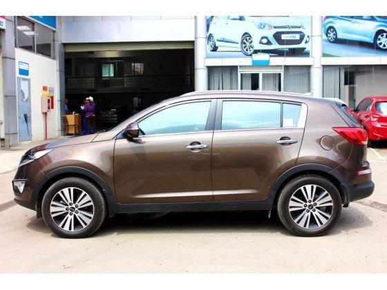 Bán ô tô Kia Sportage đời 2014, màu nâu, nhập khẩu, số tự động, giá 865tr nhanh tay liên hệ-11