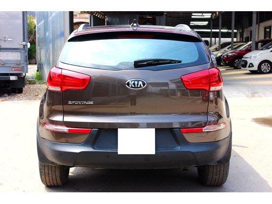 Bán ô tô Kia Sportage đời 2014, màu nâu, nhập khẩu, số tự động, giá 865tr nhanh tay liên hệ-2