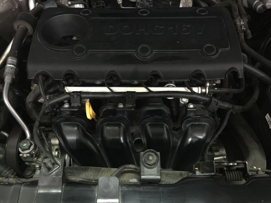 Em lên đời cần bán xe Kia Sportage 2013, một cầu (Trường Hải nhập nguyên con), chạy 15,000 km, xe mới leng keng-7