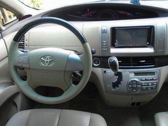 Cần bán xe Toyota Previa màu bạc model 2009 đăng kí lần đầu vào 10/2009-3