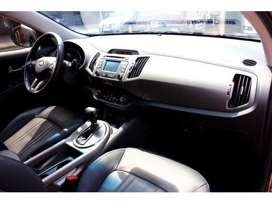 Bán ô tô Kia Sportage đời 2014, màu nâu, nhập khẩu, số tự động, giá 865tr nhanh tay liên hệ-8
