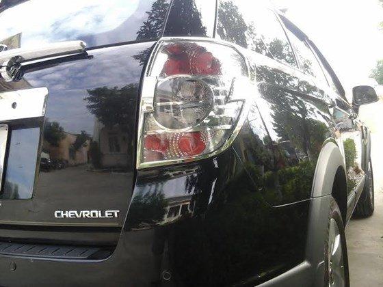 Gia đình cần bán xe Captiva MAXX LT sản xuất và đăng ký 2010, màu đen, số tay-9