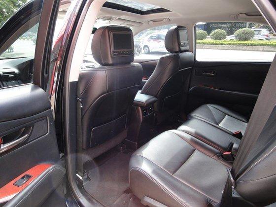 Việt Nhật Auto cần bán xe Lexus RX450H đời 2011, màu đen, xe tư nhân chính chủ-7