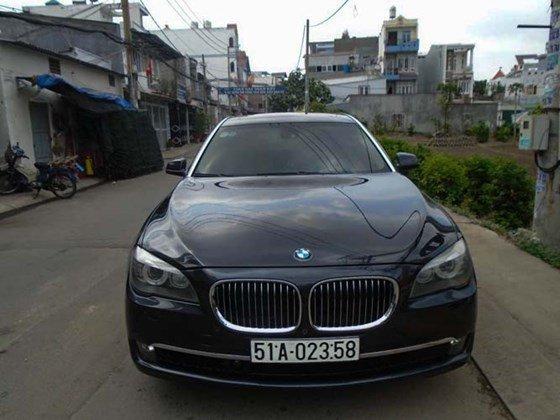 Bán xe BMW 7 Series 740Li đời 2010 đăng kí lần đầu 31/12/2010, xe nhập khẩu từ Mỹ-6