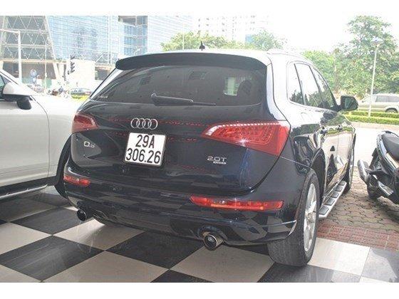 Hưng Phát Auto bán xe Audi Q5 2.0T Quattro model 2011, màu xanh đen nội thất da sang trọng, nhập khẩu nguyên chiếc-5