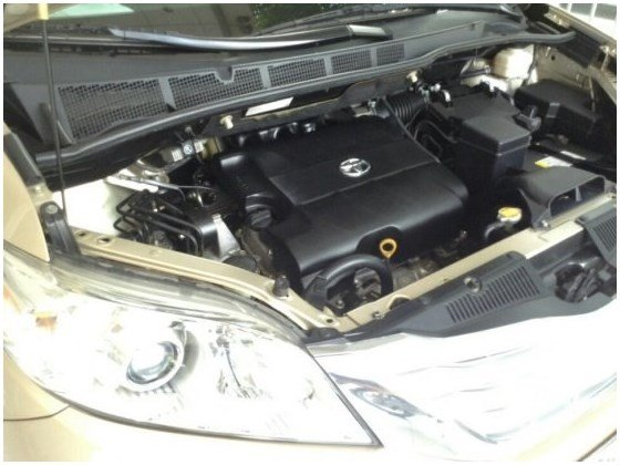 Cần bán gấp xe Toyota Sienna đời 2010, nhập khẩu nguyên chiếc-4