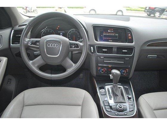 Hưng Phát Auto bán xe Audi Q5 2.0T Quattro model 2011, màu xanh đen nội thất da sang trọng, nhập khẩu nguyên chiếc-4