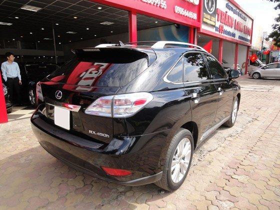 Việt Nhật Auto cần bán xe Lexus RX450H đời 2011, màu đen, xe tư nhân chính chủ-8
