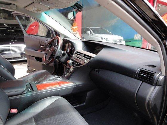 Việt Nhật Auto cần bán xe Lexus RX450H đời 2011, màu đen, xe tư nhân chính chủ-5