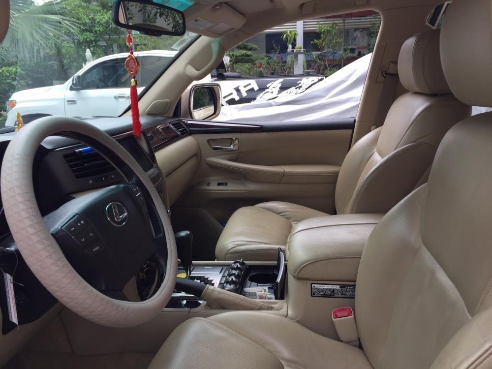 Lexus LX570. Full option không thiếu gì cả kể cả tủ lạnh cần bán-5