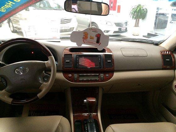 Toyota Đông Sài Gòn – Trung tâm xe đã qua sử dụng bán xe Camry 3.0V, 2002, 187,510km, pháp lý cá nhân-4