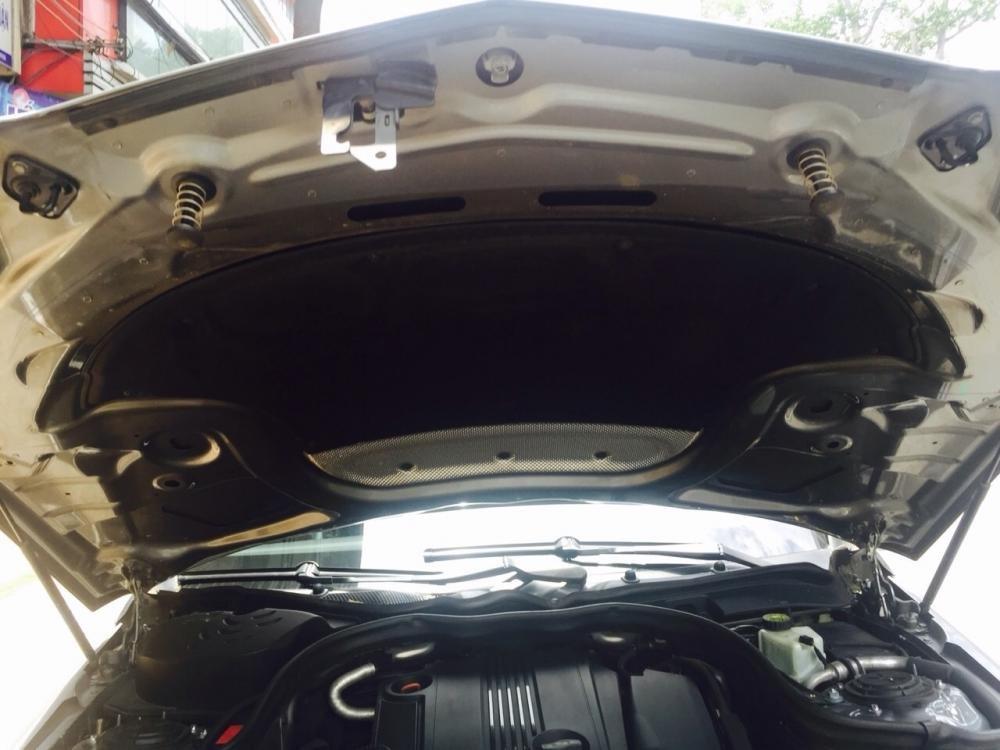 Mercedes Ben E 250 màu xám nòng súng. Loại cao cấp công ty sử dụng bảo dưỡng tất cả-6