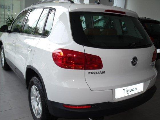 Xe Volkswagen Tiguan 2015, màu trắng, nhập khẩu nguyên chiếc-5
