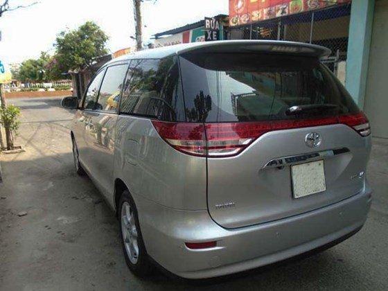 Cần bán xe Toyota Previa màu bạc model 2009 đăng kí lần đầu vào 10/2009-6
