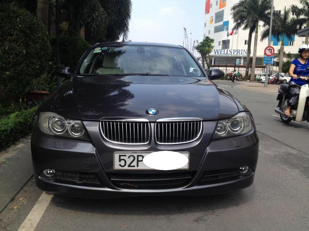 BMW 3 Series sản xuất 2007, nhập khẩu chính hãng, giá tốt-3