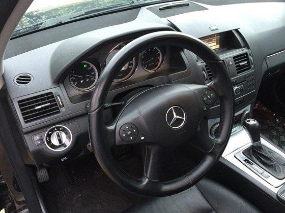 Bán Mercedes C200 2010, màu đen, xe nhập-7