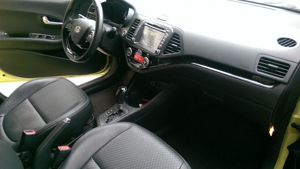 Bán Kia Morning gần full option, nhập nội khẩu Korea mẫu mới nhất SX 2012 đăng ký 2014-8