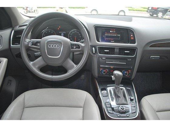 Xe Audi Q5 2.0T Quattro 2011, xe đẹp như mới -2