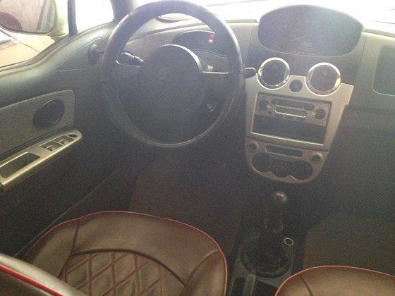 Enter Car đang có Sparkt 2010 màu vàng chanh, xe đẹp, nội thất đẹp-2