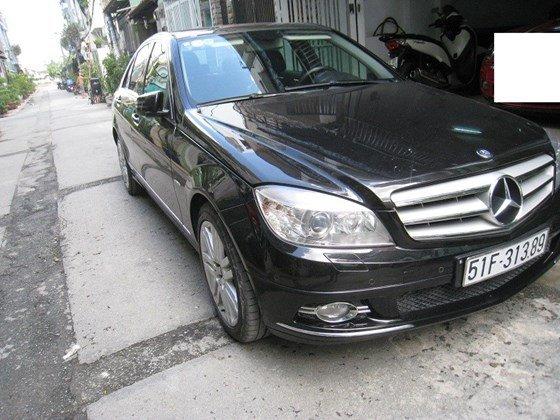 Bán Mercedes Benz C230 2.5L ngoại thất màu đen, nội thất da mới zin toàn bộ, Sx cuối 2009 model 2010 mẫu mới-5