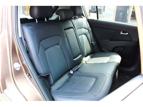 Bán ô tô Kia Sportage đời 2014, màu nâu, nhập khẩu, số tự động, giá 865tr nhanh tay liên hệ-9