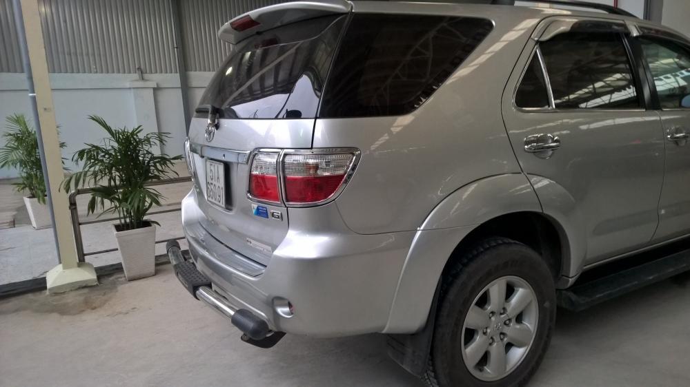 Toyota Đông Sài Gòn xe đã qua sử dụng đang bán Fortuner G màu bạc, pháp lý cá nhân-4