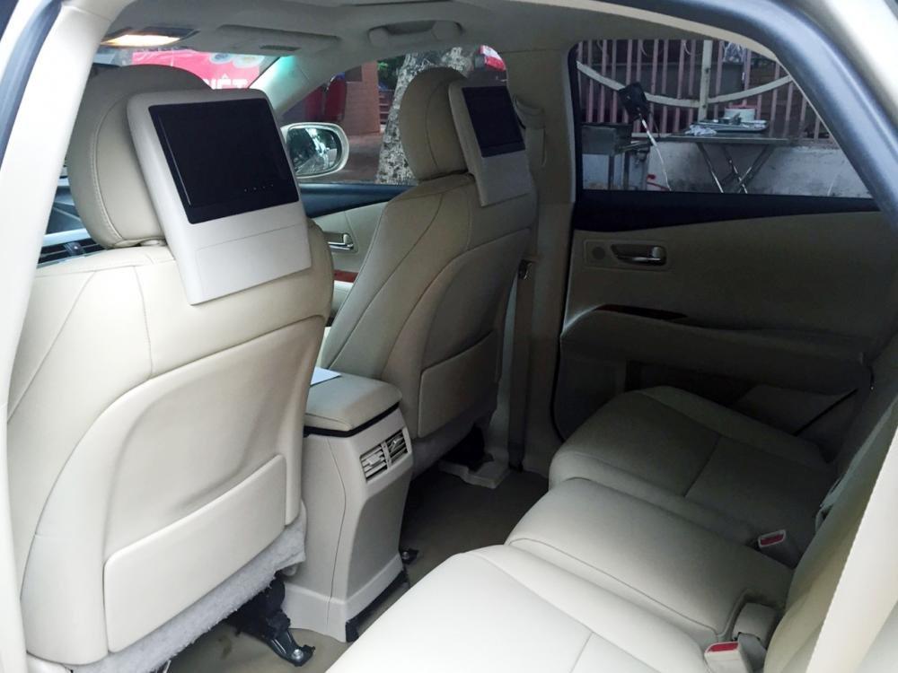 Bán xe Lexus RX 450h sản xuất cuối năm 2009 màu vàng cát xe đẹp-9