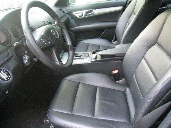 Bán Mercedes Benz C230 2.5L ngoại thất màu đen, nội thất da mới zin toàn bộ, Sx cuối 2009 model 2010 mẫu mới-4