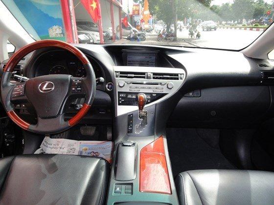 Việt Nhật Auto cần bán xe Lexus RX450H đời 2011, màu đen, xe tư nhân chính chủ-4