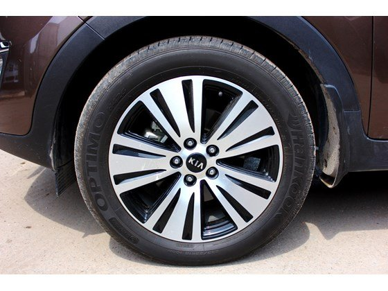 Bán ô tô Kia Sportage đời 2014, màu nâu, nhập khẩu, số tự động, giá 865tr nhanh tay liên hệ-5