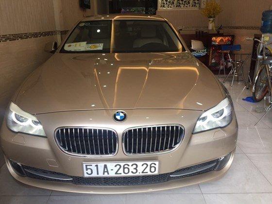 BMW 5 Series 523i đời 2011, nhập khẩu nguyên chiếc cần bán-0