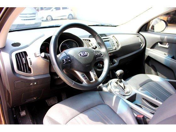 Bán ô tô Kia Sportage đời 2014, màu nâu, nhập khẩu, số tự động, giá 865tr nhanh tay liên hệ-12