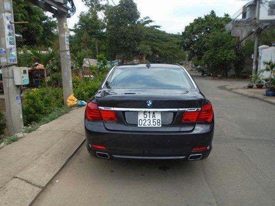 Bán xe BMW 7 Series 740Li đời 2010 đăng kí lần đầu 31/12/2010, xe nhập khẩu từ Mỹ-2