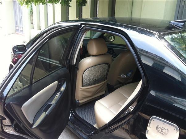 Gia đình tôi bán chiếc xe Toyota Vios sản xuất 2007-1