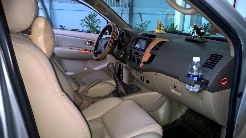 Toyota Đông Sài Gòn xe đã qua sử dụng đang bán Fortuner G màu bạc, pháp lý cá nhân-1