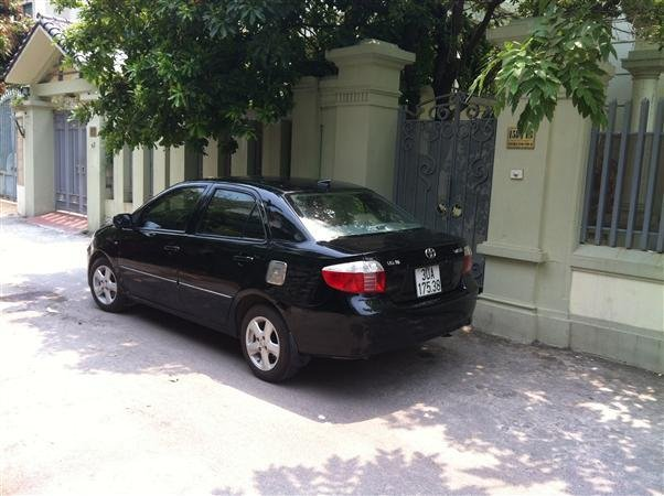 Gia đình tôi bán chiếc xe Toyota Vios sản xuất 2007-0