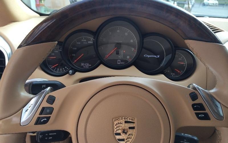 Xe Porsche Cayenne đời 2011, màu trắng, xe nhập, chính chủ-2