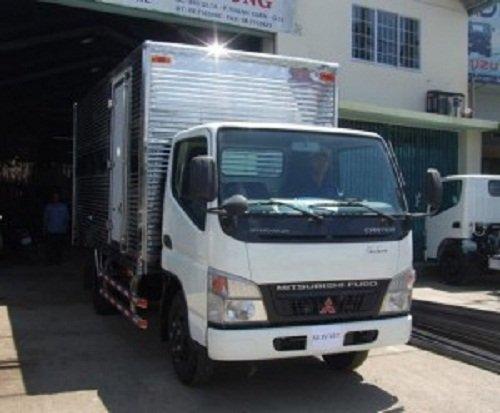 Xe tải Mitsubishi Canter 4,5 tấn - 650 triệu cần bán-0