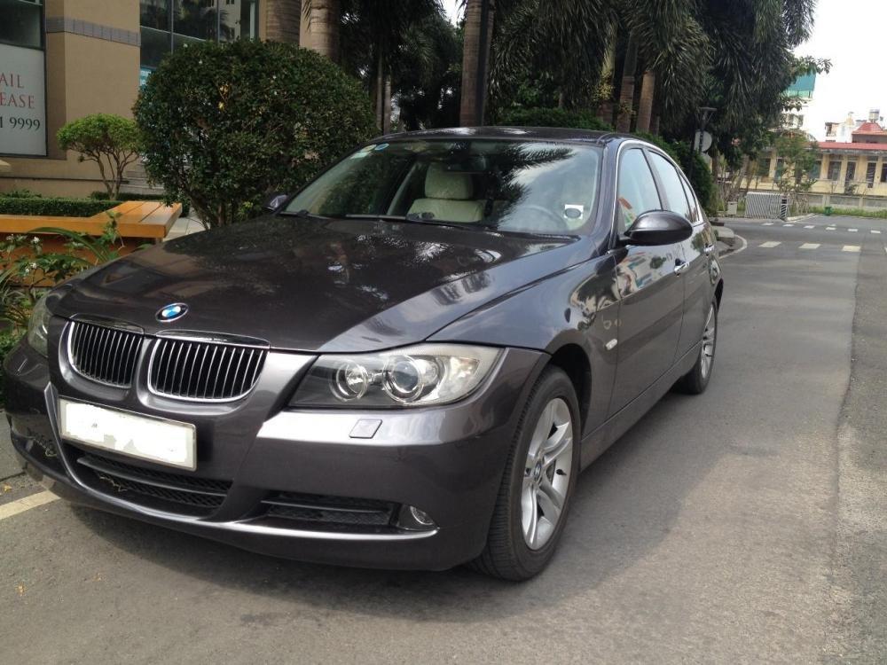 BMW 3 Series sản xuất 2007, nhập khẩu chính hãng, giá tốt-0