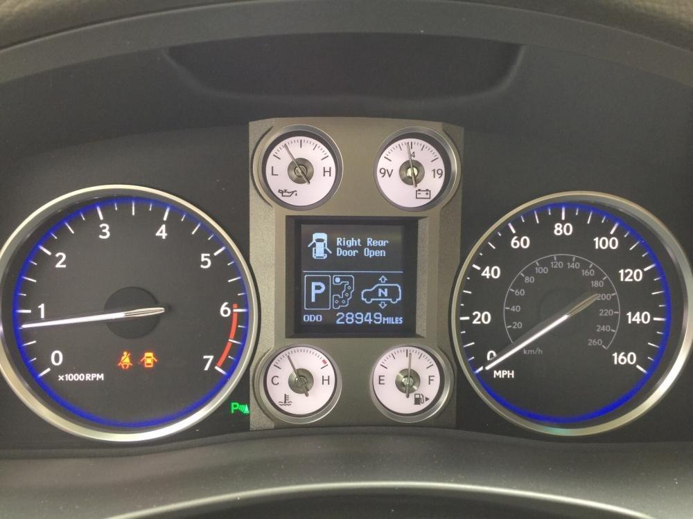 Lexus LX570. Full option không thiếu gì cả kể cả tủ lạnh cần bán-3