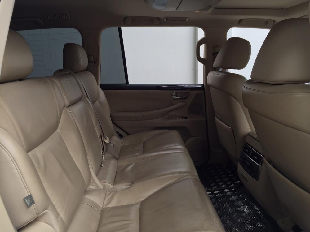 Lexus LX570. Full option không thiếu gì cả kể cả tủ lạnh cần bán-6