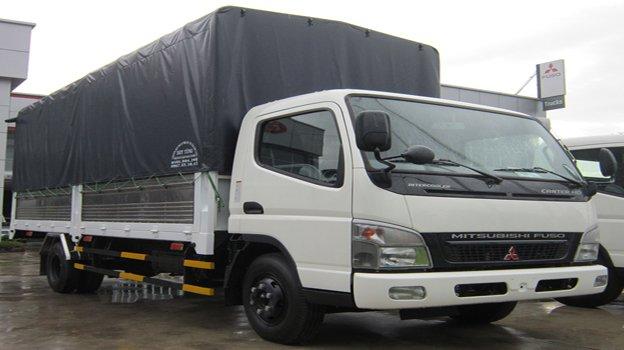 Xe tải Mitsubishi Canter 4,5 tấn - 650 triệu cần bán-1