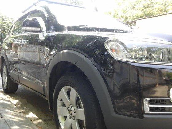 Gia đình cần bán xe Captiva MAXX LT sản xuất và đăng ký 2010, màu đen, số tay-3