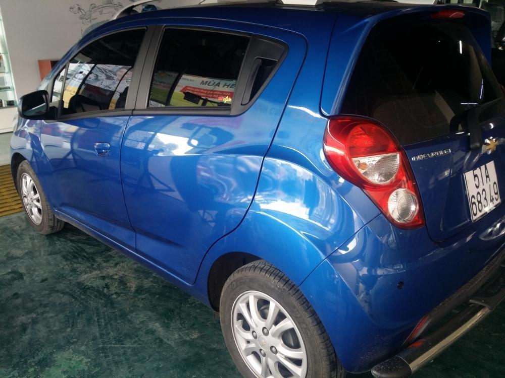 Bán ô tô Chevrolet Spark đời 2013, nhập khẩu, số tự động-1