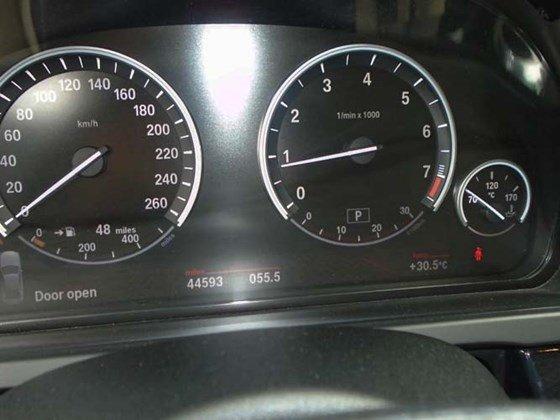 Bán xe BMW 7 Series 740Li đời 2010 đăng kí lần đầu 31/12/2010, xe nhập khẩu từ Mỹ-1