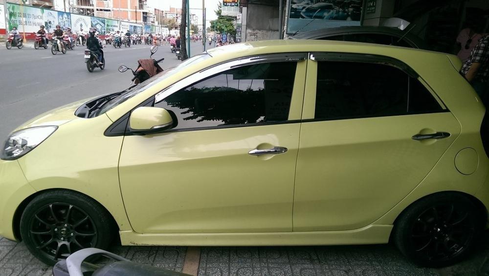 Bán Kia Morning gần full option, nhập nội khẩu Korea mẫu mới nhất SX 2012 đăng ký 2014-2