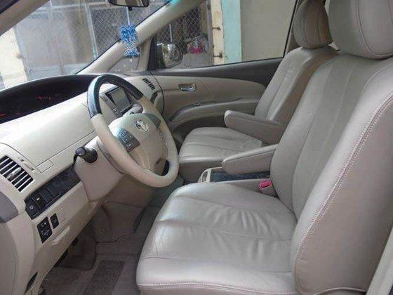 Cần bán xe Toyota Previa màu bạc model 2009 đăng kí lần đầu vào 10/2009-2
