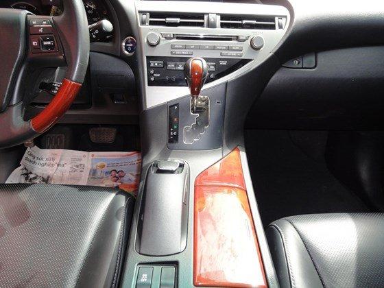 Việt Nhật Auto cần bán xe Lexus RX450H đời 2011, màu đen, xe tư nhân chính chủ-1