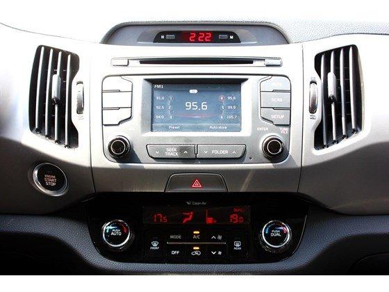 Bán ô tô Kia Sportage đời 2014, màu nâu, nhập khẩu, số tự động, giá 865tr nhanh tay liên hệ-20